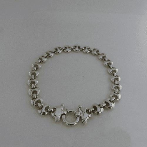 large signoretti clasp chain